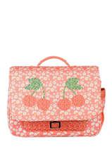 Boekentas It Bag Mini Girl 2 Compartimenten Jeune premier Roze daydream girls G