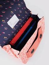 Cartable It Bag Maxi Girl 2 Compartiments Jeune premier Rose daydream girls G-vue-porte