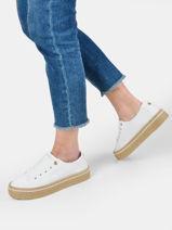 Sneakers-TOMMY HILFIGER-vue-porte
