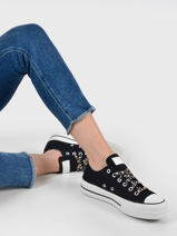 Sneakers chuck taylor all star archive leopard-CONVERSE-vue-porte