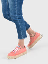 Sneakers chuck taylor all star espadrille pink-CONVERSE-vue-porte
