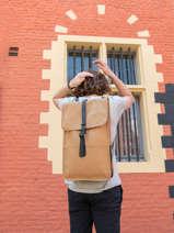 Sac à Dos Business Backpack Rains Marron boston 1220