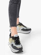 Sneakers maxi wonder 1-LIU JO-vue-porte