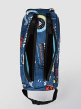 Pennenzak 2 Compartimenten Rip curl Blauw surfboard collection BUTBA3SS-vue-porte