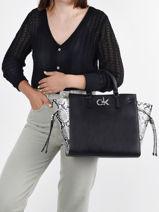 Shoppingtas Sportswear Calvin klein jeans sportswear K608315-vue-porte
