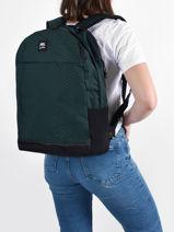 Sac à Dos Vans Vert backpack VN0A5E2J-vue-porte
