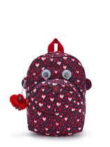 Mini Rugzak Kipling Roze back to school 253