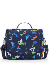 Lunchtas 1 Compartiment Kipling Blauw back to school 15289