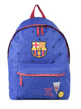 Sac à Dos 1 Compartiment Fc barcelone Vert we are 490-8119