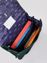 Cartable It Bag Maxi Boy 2 Compartiments Jeune premier Argent daydream boys B-vue-porte