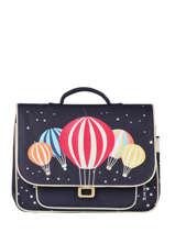 Boekentas It Bag Mini Girl 2 Compartimenten Jeune premier Goud daydream girls G