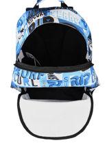 Sac à Dos 2 Compartiments Rip curl Bleu surf BBPBR5SU-vue-porte