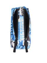 Trousse 2 Compartiments Rip curl Bleu surf BUTAQ1SU-vue-porte