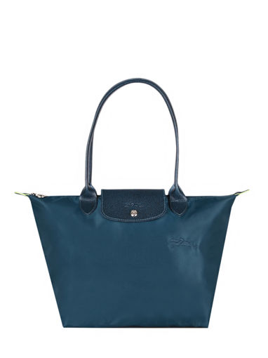 Longchamp Le pliage green Besace Bleu