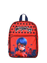 Sac A Dos 1 Compartiment Miraculous Rood red 4092104