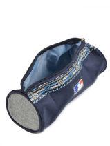 Trousse 1 Compartiment Mlb/new-york yankees Bleu swag MNF10003-vue-porte