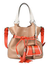 Bucket Bag M Premier Flirt Leder Lancel premier flirt A10531