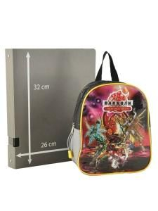 Sac à Dos Bakugan Multicolore battle brawlers 56154VES-vue-porte