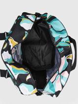 Sac De Voyage Cabine Luggage Roxy Multicolore luggage RJBP4381-vue-porte