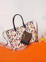 Sac Cabas Iconic Tommy Tommy hilfiger Beige iconic tommy AW10118