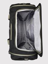 Reistas Voor Cabine Luggage Quiksilver Zwart luggage QYBL3011-vue-porte