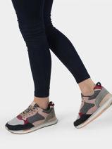Sneakers jersey-HOFF-vue-porte