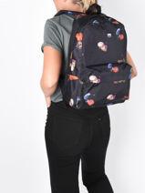 Sac à Dos Vans Noir backpack VN0A5KHQ-vue-porte