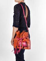 Bucket Bag M Premier Flirt Leder Lancel premier flirt A10531-vue-porte
