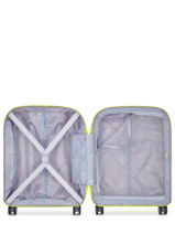 Handbagage Delsey Zwart clavel 3845803-vue-porte