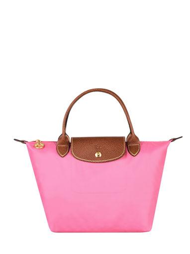 Longchamp Le pliage Sac porté main Rose