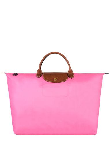 Longchamp Le pliage Sac de voyage Rose