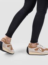 Sneakers punky jogger-NO NAME-vue-porte
