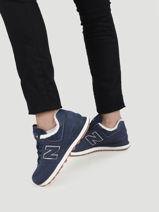 Sneakers 574-NEW BALANCE-vue-porte