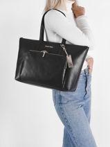 Schoudertas A4 Formaat Must Calvin klein jeans Zwart must K608554-vue-porte