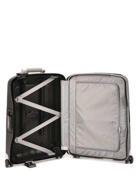 Handbagage Hard Samsonite Zwart s'cure 10U003 ander zicht 6