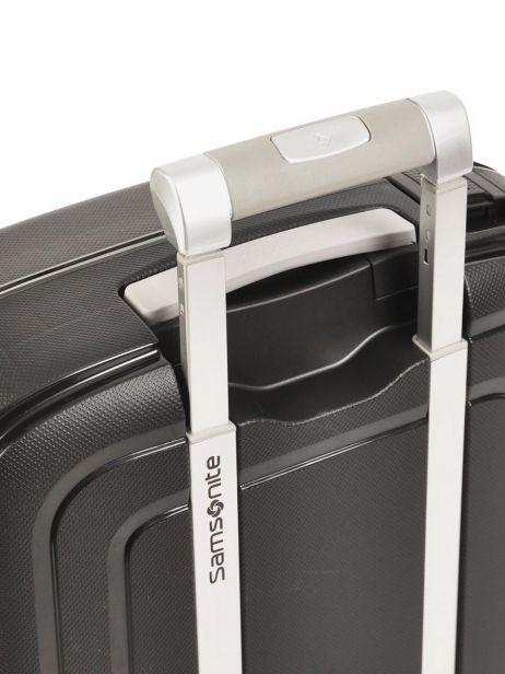 Handbagage Hard Samsonite Zwart s'cure 10U003 ander zicht 1