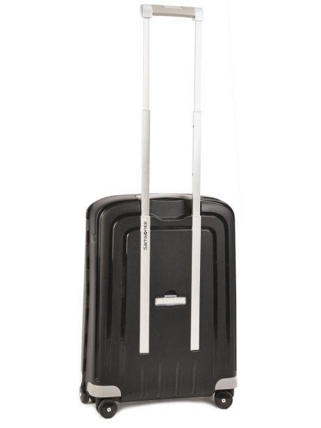 Handbagage Hard Samsonite Zwart s'cure 10U003 ander zicht 5