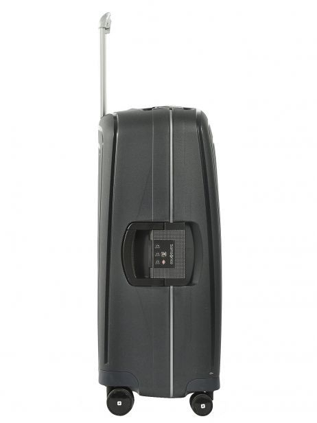 Valise Rigide S'cure Dlx Samsonite Noir s'cure dlx U44001 vue secondaire 4