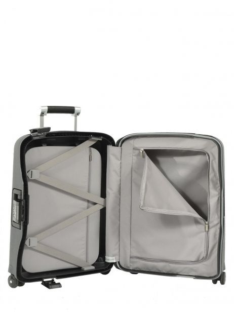 Handbagage Hard Samsonite Zwart s'cure dlx U44003 ander zicht 7