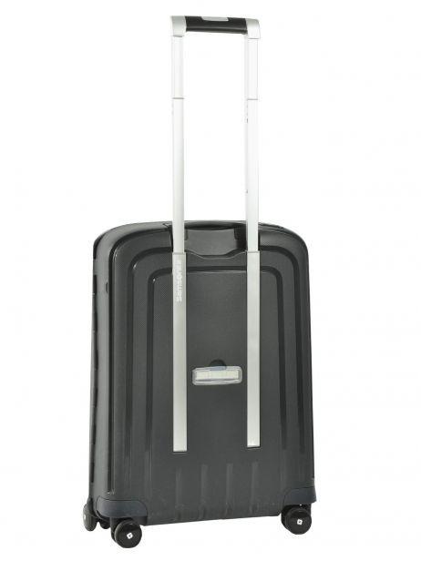 Handbagage Hard Samsonite Zwart s'cure dlx U44003 ander zicht 6