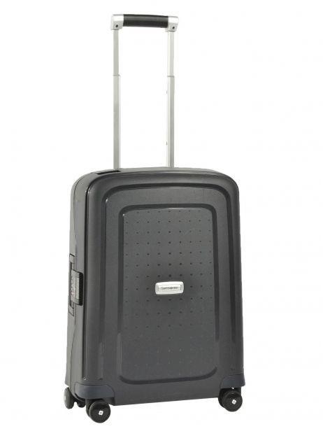 Handbagage Hard Samsonite Zwart s'cure dlx U44003