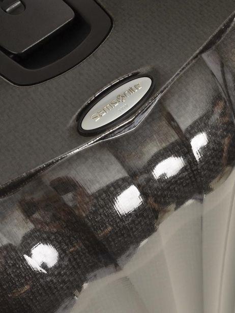 Valise Rigide Lite Locked Samsonite Noir lite locked 1V001 vue secondaire 1