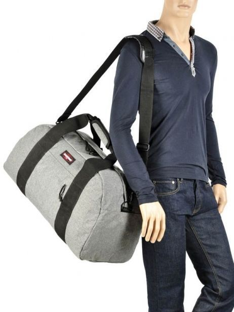 Sac De Voyage Authentic Luggage Eastpak Gris authentic luggage Station: K070 vue secondaire 1