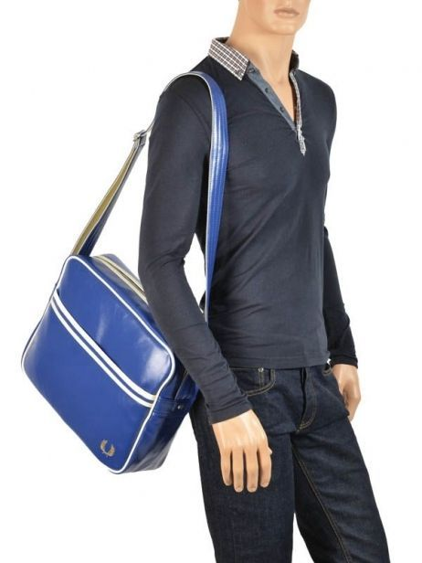 Schoudertas fred perry : Cross body tas fred perry authentic op edisac be