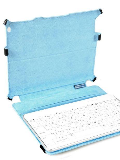 Housse Tablette Piquadro Noir blue square AC2862B2 vue secondaire 4