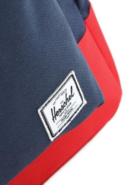 Sac à Dos 1 Compartiment + Pc 13'' Herschel Bleu classics 10005 vue secondaire 1
