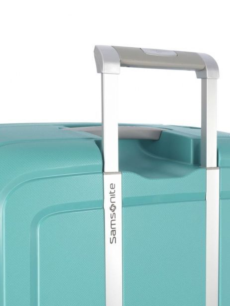 Valise Rigide S'cure Samsonite Bleu s'cure 10U004 vue secondaire 2