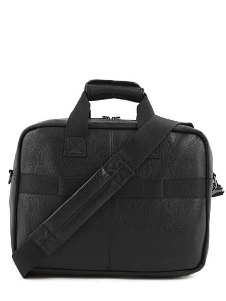 Sac Porté Main 1 Compartiment + Pc 15'' Eastpak Noir leather K023L vue secondaire 4