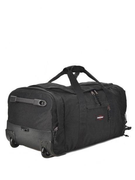 Reistas Authentic Luggage Eastpak Zwart authentic luggage K13B ander zicht 4