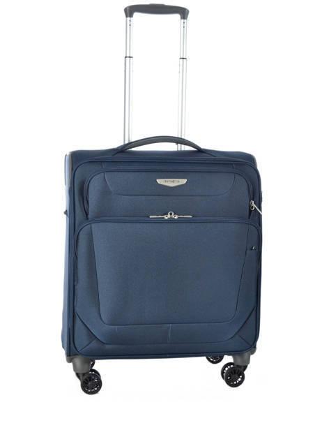 Handbagage Soepel Samsonite Blauw spark 38V020